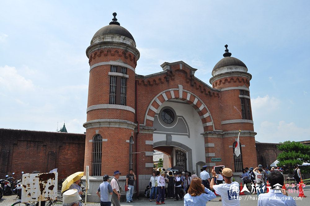 奈良少年刑務所のホテル改装前最後の見学会に行ってきた話。前編。(奈良)