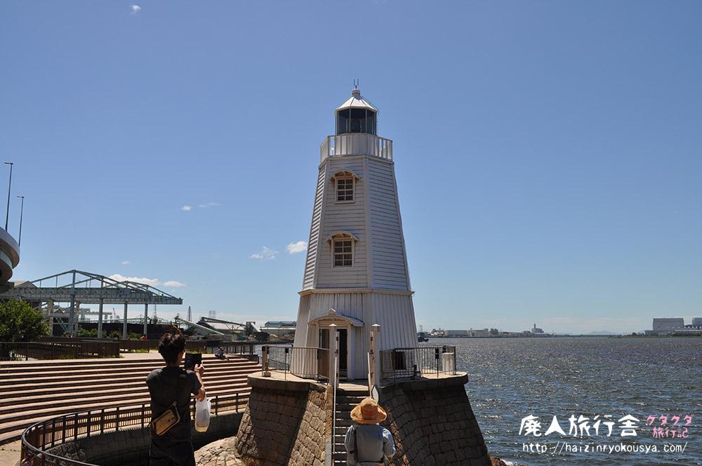 海の日に内部が公開される旧堺燈台!(大阪)