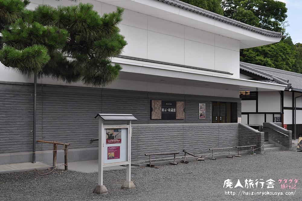 キラッキラの障壁画を間近で観賞!二条城「展示・収蔵館」(京都)