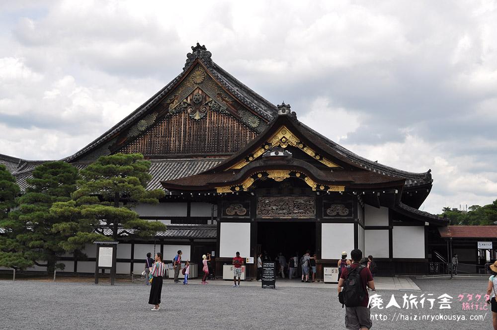 大政奉還の舞台「元離宮二条城」はお侍さん人形展示のパラダイスなのだ!(京都)