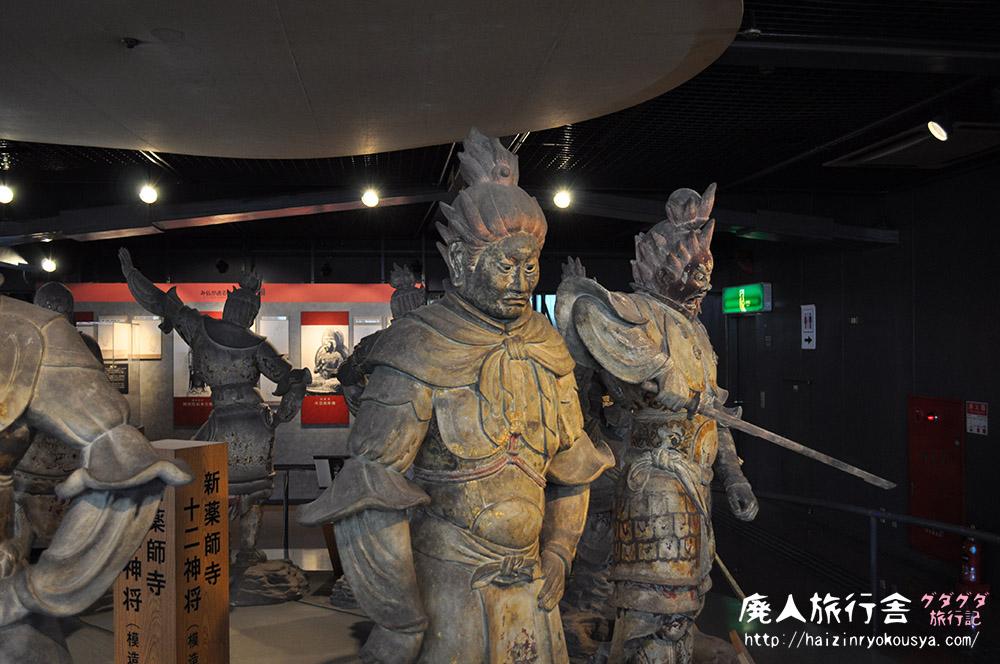 大仏様の左手の大きさ!なら奈良館はレプリカだらけの博物館(奈良)