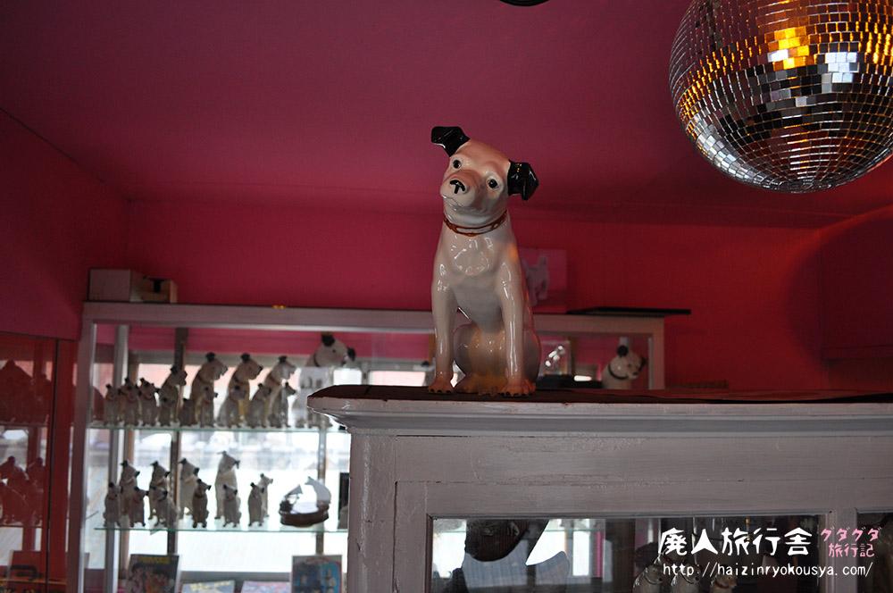 部屋の中はビクター犬だらけ!「倉敷犬の資料館」(岡山)