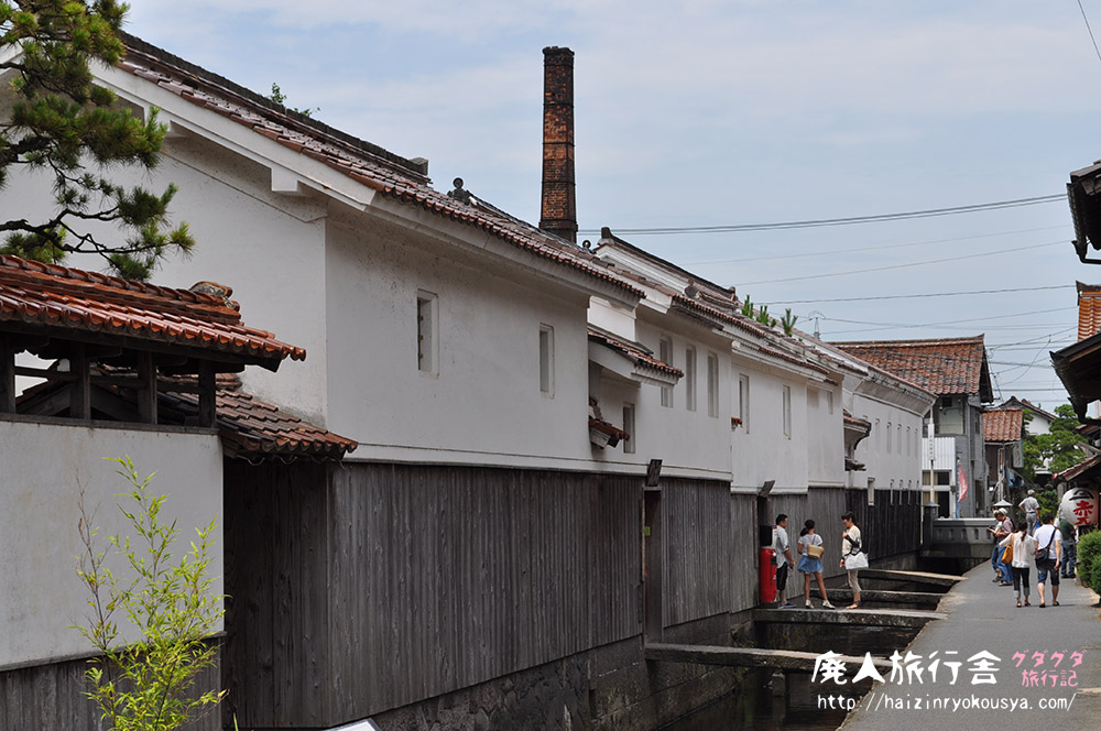 倉吉と言えば!な「白壁土蔵群」とレトロストリートを歩いてみた。(鳥取)