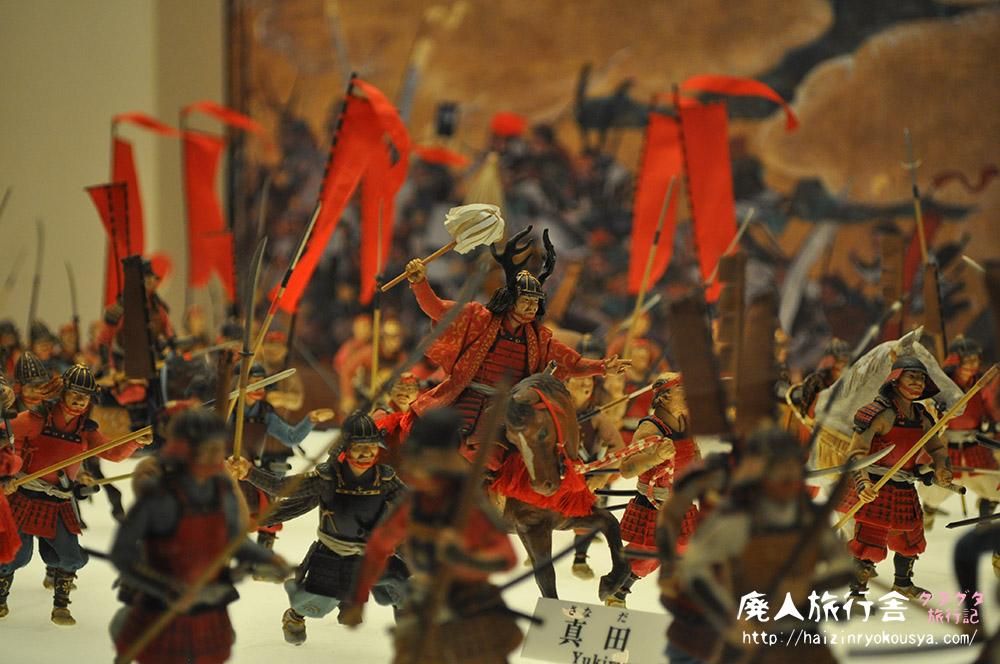 約300体もの人形による、ミニチュア夏の陣が凄い!「大阪城天守閣」(大阪)
