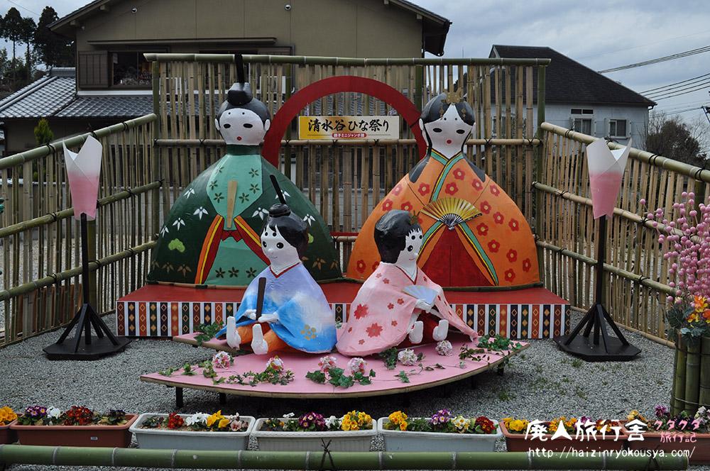 ミニでジャンボな雛人形! 「高取町家の雛めぐり」その5(奈良)