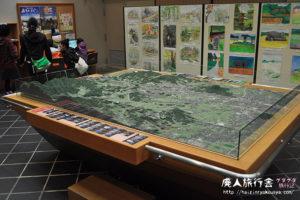 明日香村が一望できる巨大ジオラマ!国営飛鳥歴史公園館「秋の明日香村旅行」その3(奈良)