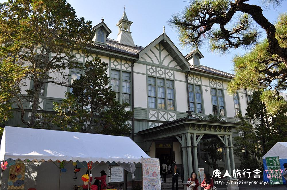 100年ピアノが奏でる音色。奈良女子大学記念館の一般公開へ行った話(奈良)