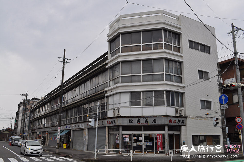 レトロな下本町商店街。(愛知)
