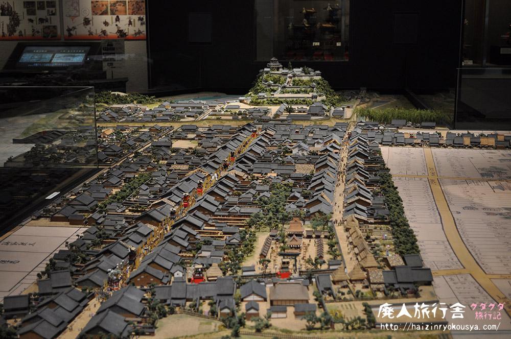 巨大犬山城下町ジオラマで江戸時代へタイムトラベル!「城とまちミュージアム」(愛知)