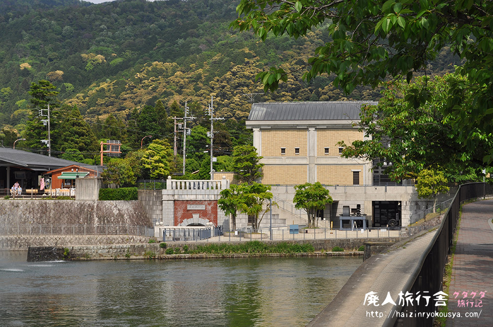 琵琶湖疏水の事ならココ!動くジオラマが楽しい琵琶湖疏水記念館。(京都)
